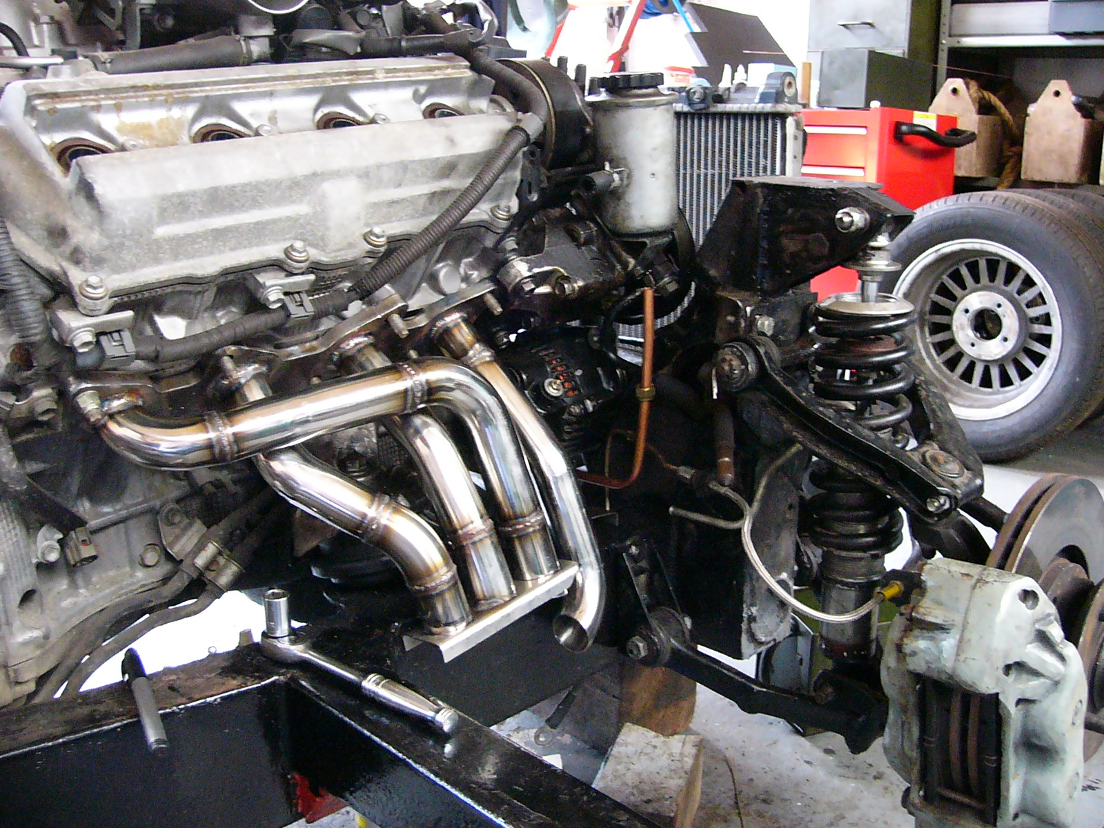 Engine swaps - Page 2 - Classic Cars and Yesterday's Heroes