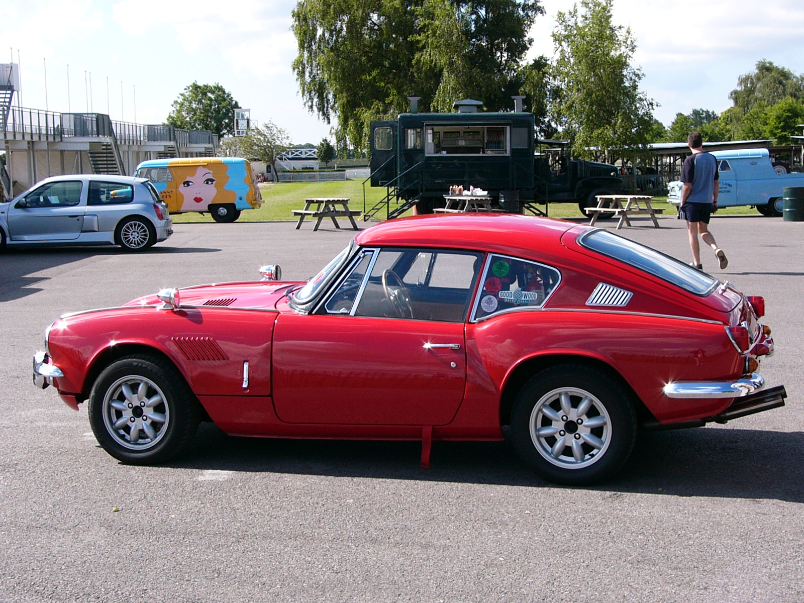 1971 Triumph Gt6 Vintage Race Car For Sale